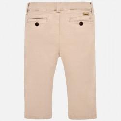 Pantalon chino Mayoral sarga basico