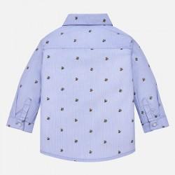 Camisa manga larga Mayoral estampada