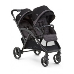 Silla paseo JOIE EVALITE Duo con sacos impermeables