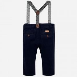 Pantalon chino Mayoral pique tirantes