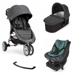 PACK I-SIZE DUO Baby Jogger City Mini 3 con Concord Ultimax I-SIZE