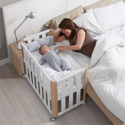 PACK Minicuna COLECHO COTINFANT DOCO Sleeping 50*90 con Saco de dormir