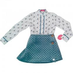 Conjunto falda Sanchez de la Vega Rochelambert