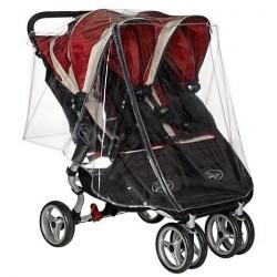 Plastico Lluvia Universal Baby Jogger CITY MINI GEMELAR
