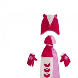 Set polar + guantes Tuc Tuc Fábula