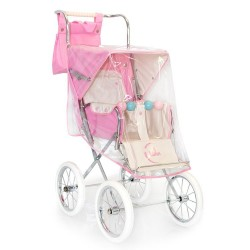 Plastico de silla individual Bebelux Rosa
