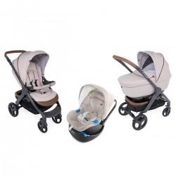 Cochecito Trio Chicco StyleGo Up con Bebécare
