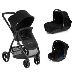 PACK I-size TRIO Be Cool SLIDE-3 Cocoon con Concord Ultimax