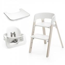 REGALO Bandeja al comprar PACK Trona Stokke STEPS con Baby Set
