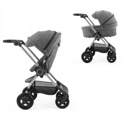PACK Cochecito Duo Stokke Scoot