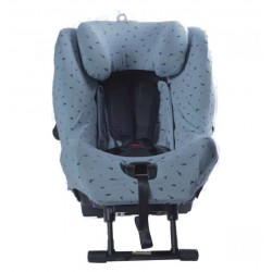 Funda protectora para silla auto Axkid Minikid2 Rekid Kid Zone DuoFix