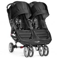 Silla gemelar Baby Jogger CITY MINI negra
