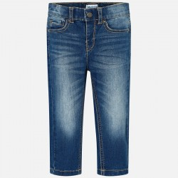 Pantalon tejano Mayoral regular fit basic
