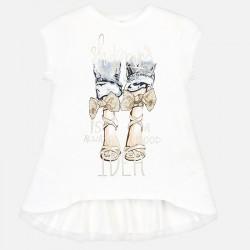 Camiseta Mayoral manga corta piernas