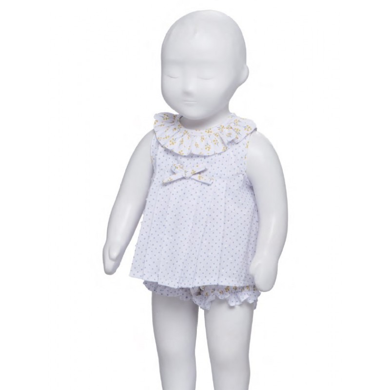 Conjunto niña Anacastel 5258