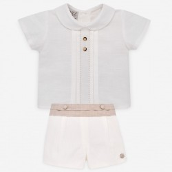 Conjunto camisa y pantalon Paz Rodriguez V19