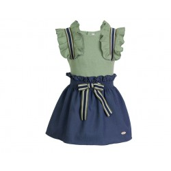 Conjunto falda Eve Children 3055CNA