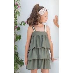 Vestido Eve Children 3024VE