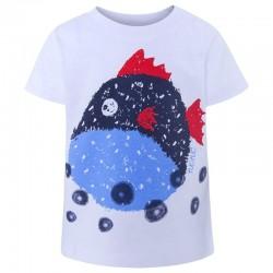 Camiseta punto Tuc Tuc arrecife de coral