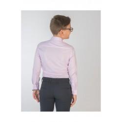 Camisa Spagnolo cuello cutaway mil rayas 4099