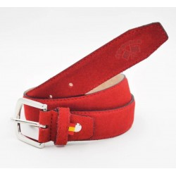 Cinturon Spagnolo piel serraje liso 4766