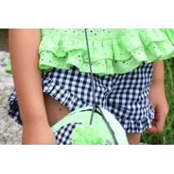 Short niña Lolittos Neon