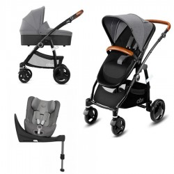 duo CBX Leotie Pure Leather con Ultimax I-size
