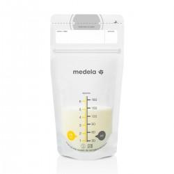 Bolsas de almacenamiento Medela para leche materna 25 unidades
