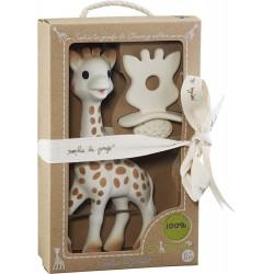 Sophie la girafe con Chupete 100% hevea natural