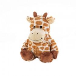 Peluche Microondas Warmies Girafa