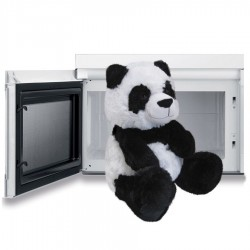 Peluche Microondas Warmies Oso Panda