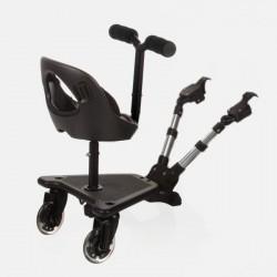 PACK Plataforma Patinete con asiento Be Cool SKATE para silla de paseo