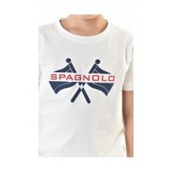 Camiseta Spagnolo bandera 4863