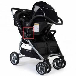 Adaptador Grupo 0 Valco Baby Snap Duo