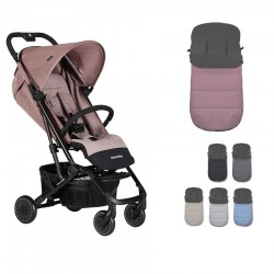 PACK Silla paseo Easywalker BUGGY XS con saco