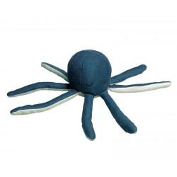 Sonajero Octopus Fabelab Blue Spruce 22x10 cm.
