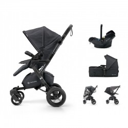 Cochecito Concord Neo Mobility set Air COSMIC BLACK