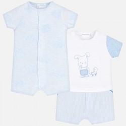 Set 2 pijamas cortos Mayoral