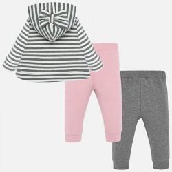 Chandal 2 pantalones Mayoral rayas