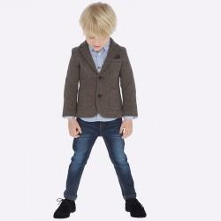 Pantalon tejano Mayoral slim fit