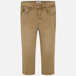 Pantalon soft Mayoral slim fit