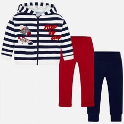 Chandal rayas Mayoral 2 pantalones