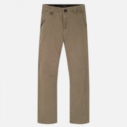 Pantalon chino Mayoral estampado