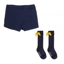 Short con calcetines Tutto Piccolo