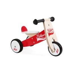 Triciclo Janod Pequeño Sin Pedales Bikloon