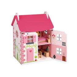 Casa de Muñecas Janod Mademoiselle