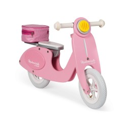 Bicicleta Scooter Janod Rosa Mademoiselle