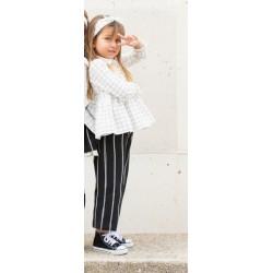 Conjunto pantalon y camisa Alhuka Onix