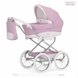 Cochecito para muñeco Reborn Bebecar Mini Style con bolso B0988 PRIVE
