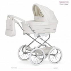 Cochecito para bebe Reborn Bebecar Mini Style Ecopiel con bolso B0925